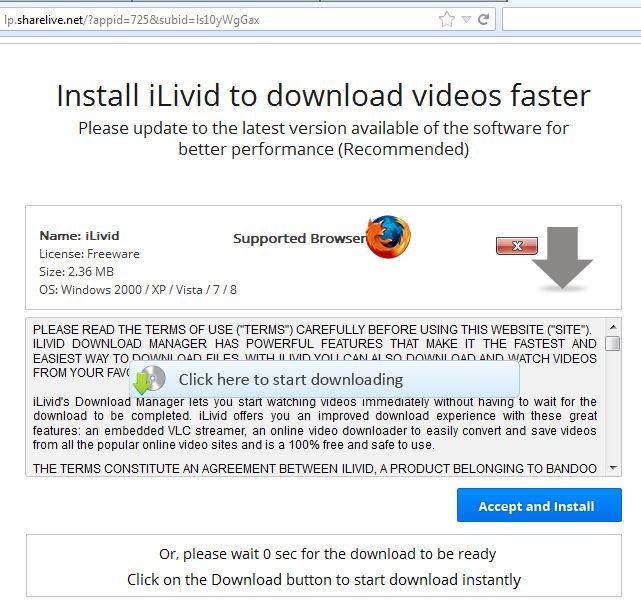 Twitter Scam ilivid malicious installer, Freedom Hacker