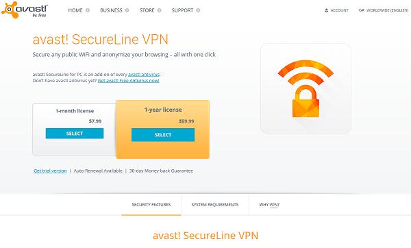 Avast secureline vpn код активации 2018 - 297