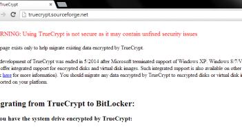 TrueCrypt Warns Not Secure, Development Suddenly Shutdown, Freedom Hacker