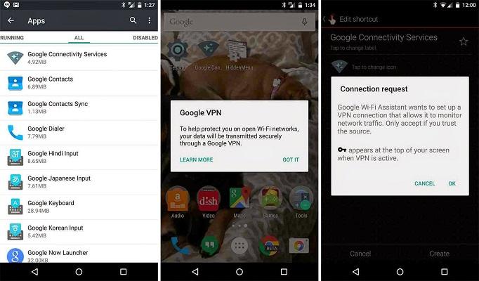 Google Hints at Possible 'Google VPN'