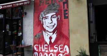 Whistleblower Chelsea Manning