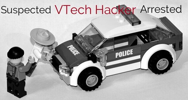 VTech Hacker Arrested
