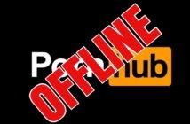 Poodlecorp knocks Pornhub offline