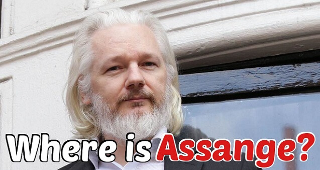 Is Julian Assange Alive? Proof of Life from Wikileaks