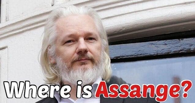 Is Julian Assange Alive? Proof of Life from Wikileaks