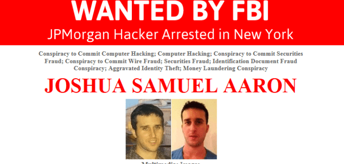FBI Most Wanted Joshua Aaron Arrested